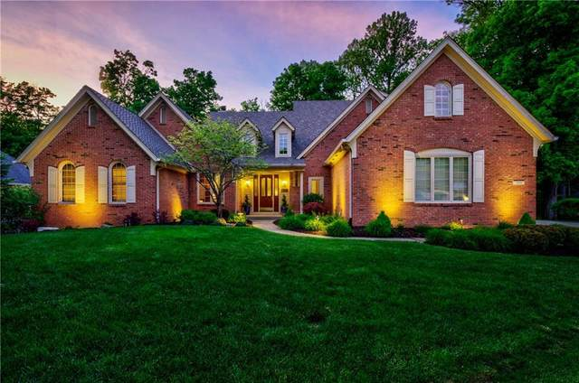 9606 Timberline Court, Indianapolis, IN 46256 (MLS #21711337) :: Heard Real Estate Team | eXp Realty, LLC