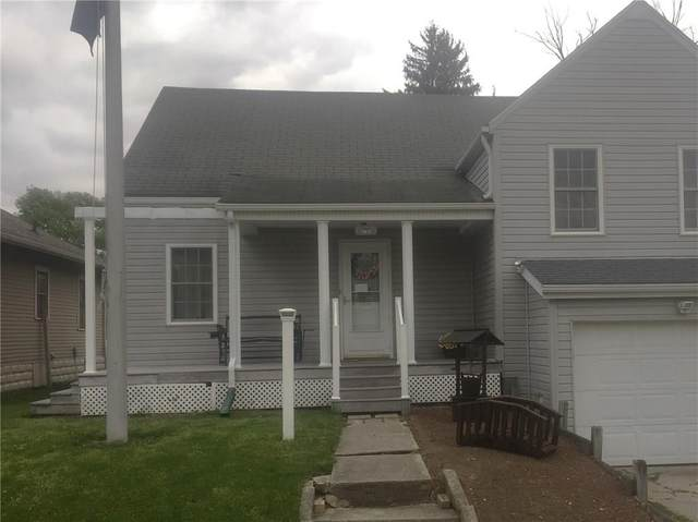 625 S 17th Street, New Castle, IN 47362 (MLS #21711356) :: The Indy Property Source