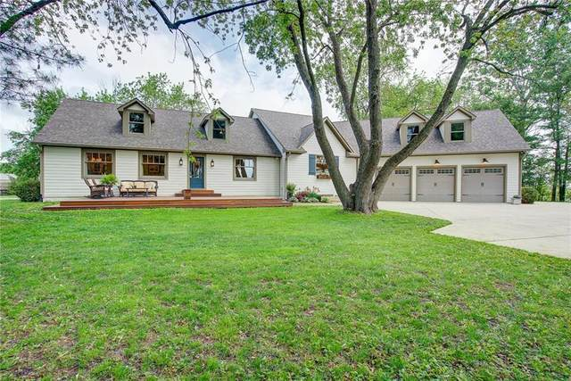 2702 W 146th Street, Carmel, IN 46074 (MLS #21711366) :: The Indy Property Source