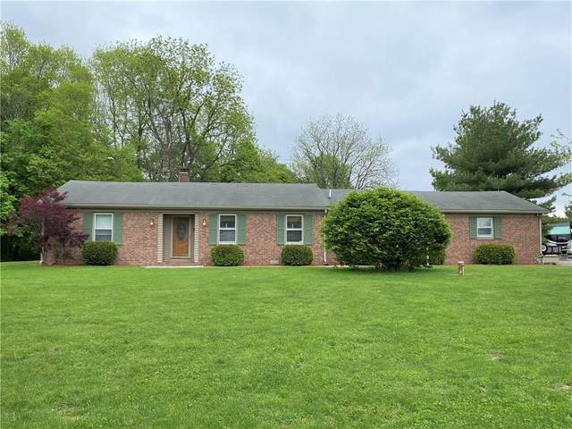 1536 S Nucor Road, Crawfordsville, IN 47933 (MLS #21711367) :: The Indy Property Source