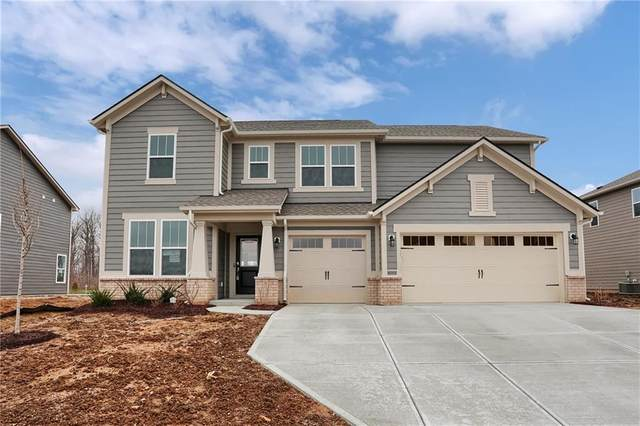 17255 Americana Crossing, Noblesville, IN 46060 (MLS #21711385) :: The Evelo Team