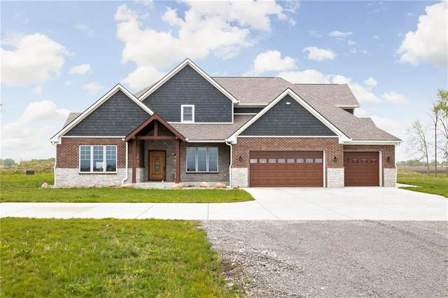 1195 W 200 S, Lebanon, IN 46052 (MLS #21711391) :: The Indy Property Source