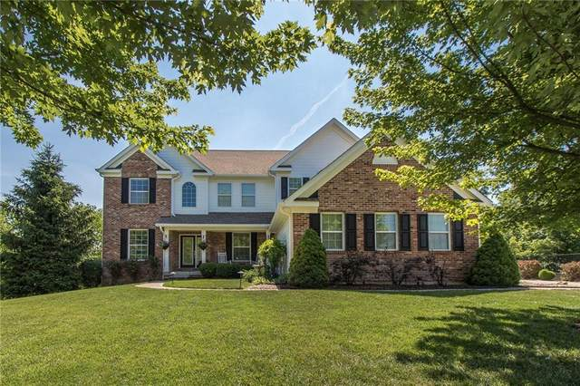 10353 Colville Lane, Indianapolis, IN 46236 (MLS #21711411) :: Anthony Robinson & AMR Real Estate Group LLC
