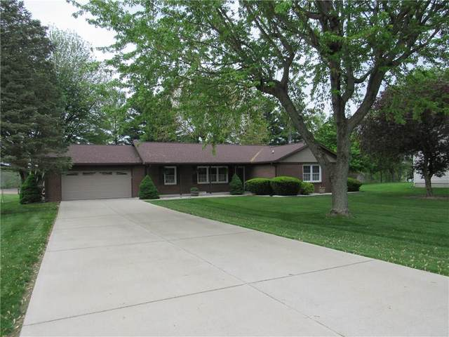 210 Circle Drive, New Market, IN 47965 (MLS #21711419) :: The Indy Property Source
