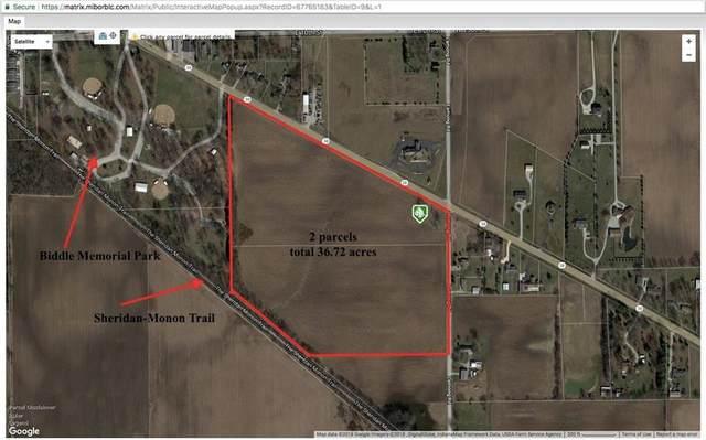 2655 W State Road 38, Sheridan, IN 46069 (MLS #21711425) :: Heard Real Estate Team | eXp Realty, LLC