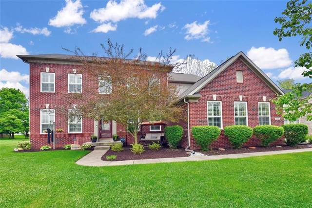 5205 Mckellips Court, Plainfield, IN 46168 (MLS #21711426) :: The Indy Property Source