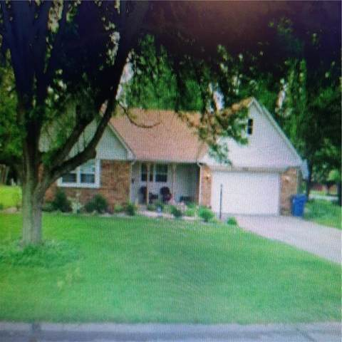 6943 Glacier Drive, Indianapolis, IN 46217 (MLS #21711430) :: Anthony Robinson & AMR Real Estate Group LLC