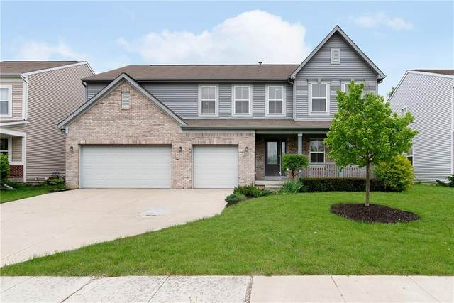 19454 Colvic Drive, Noblesville, IN 46060 (MLS #21711434) :: Heard Real Estate Team | eXp Realty, LLC
