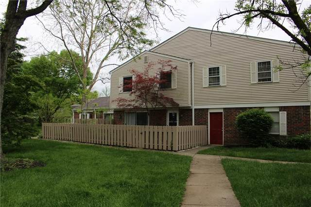8320 Woodall Drive, Indianapolis, IN 46268 (MLS #21711437) :: AR/haus Group Realty