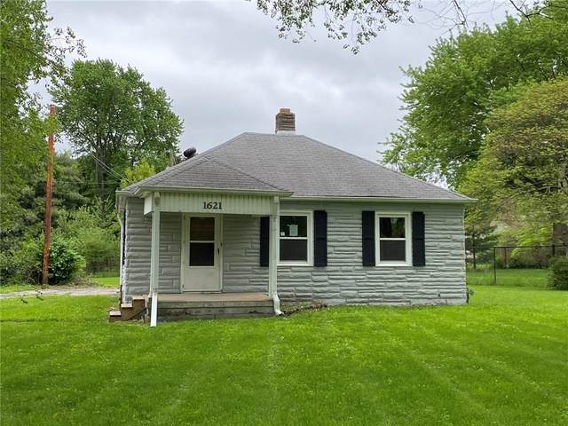 1621 N Leland Avenue, Indianapolis, IN 46218 (MLS #21711449) :: Your Journey Team