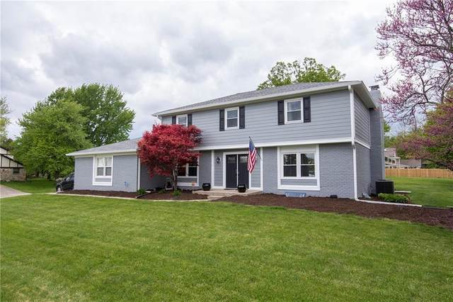 2011 N Harbour Drive, Noblesville, IN 46062 (MLS #21711450) :: Heard Real Estate Team | eXp Realty, LLC