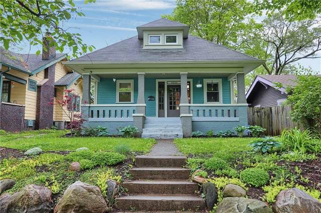 4333 N College Avenue, Indianapolis, IN 46205 (MLS #21711471) :: Anthony Robinson & AMR Real Estate Group LLC