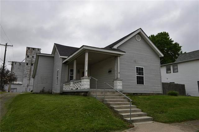 227 W South Street, Greenfield, IN 46140 (MLS #21711482) :: Heard Real Estate Team | eXp Realty, LLC
