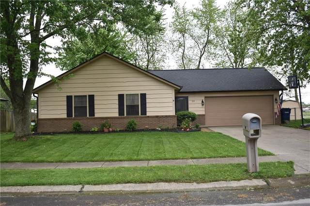 219 Christina Drive, Whiteland, IN 46184 (MLS #21711490) :: The Indy Property Source