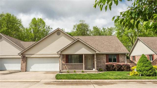 1614 E Union Drive, Crawfordsville, IN 47933 (MLS #21711495) :: The Indy Property Source