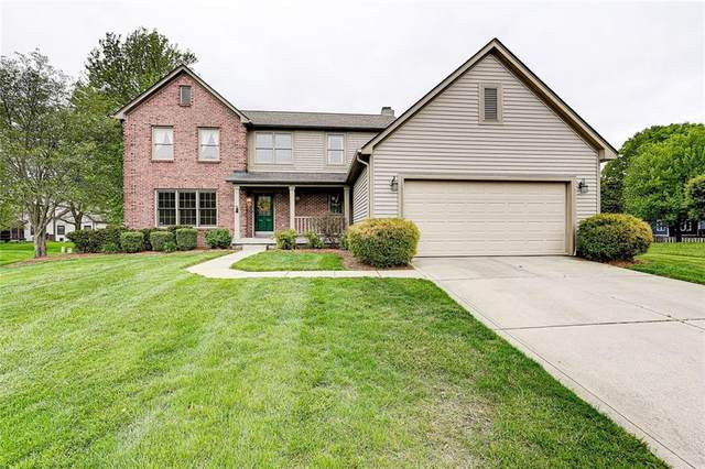 13451 Winamac Court, Carmel, IN 46032 (MLS #21711519) :: The Indy Property Source
