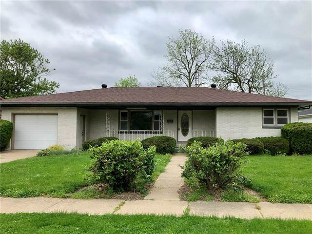 1210 E Jackson Street, Martinsville, IN 46151 (MLS #21711531) :: Mike Price Realty Team - RE/MAX Centerstone