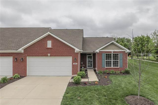 4364 Switchgrass Way, Indianapolis, IN 46237 (MLS #21711554) :: The ORR Home Selling Team