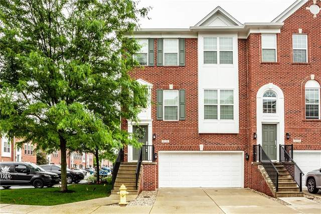 11730 Yale Drive, Carmel, IN 46032 (MLS #21711575) :: The Indy Property Source
