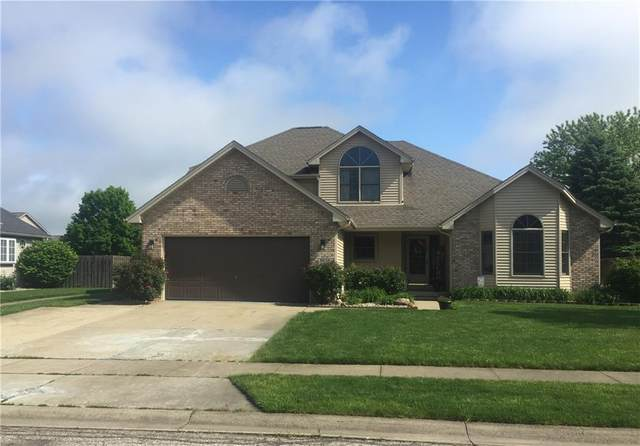 2032 Cheyenne, Columbus, IN 47203 (MLS #21711584) :: The Indy Property Source