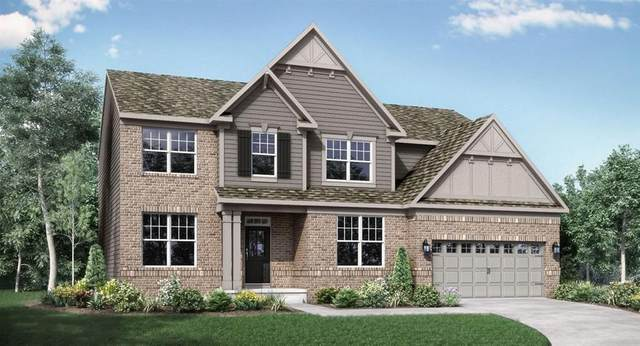 3918 New Battle Lane, Bargersville, IN 46106 (MLS #21711586) :: The Indy Property Source