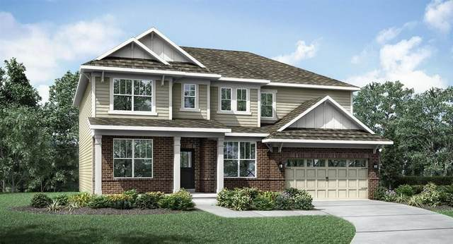 3886 New Battle Lane, Bargersville, IN 46143 (MLS #21711589) :: The Indy Property Source