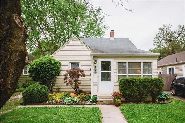 4942 Ralston Avenue, Indianapolis, IN 46205 (MLS #21711594) :: The Indy Property Source
