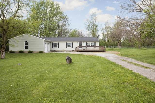 1870 S Us 421, Zionsville, IN 46077 (MLS #21711640) :: The Indy Property Source