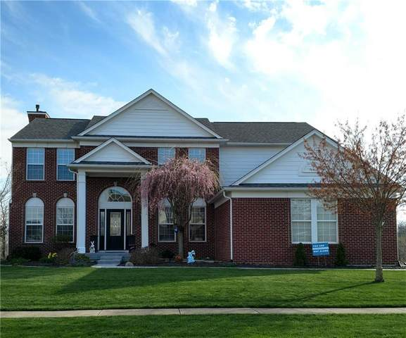 457 Raven Circle, Brownsburg, IN 46112 (MLS #21711644) :: The Indy Property Source