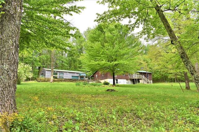3375 Mangus Road, Poland, IN 47868 (MLS #21711663) :: Mike Price Realty Team - RE/MAX Centerstone