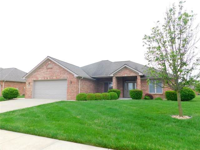 5199 Imperial Drive, Columbus, IN 47203 (MLS #21711664) :: The Indy Property Source