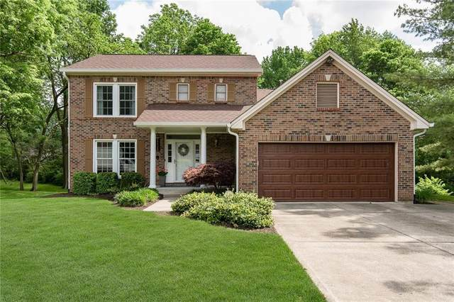 6714 Foxfire Drive, Indianapolis, IN 46214 (MLS #21711670) :: The Indy Property Source