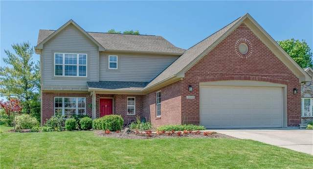 10849 Bentwater Lane, Fishers, IN 46037 (MLS #21711681) :: Heard Real Estate Team | eXp Realty, LLC