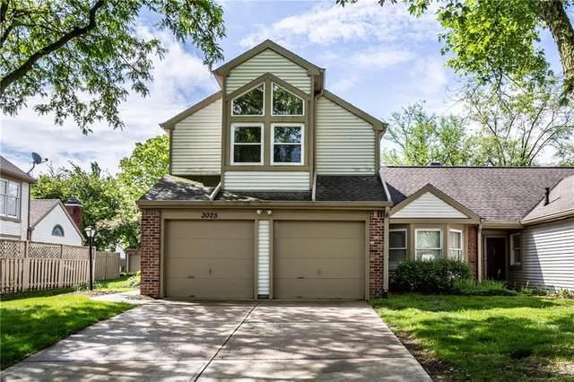 3025 Silver Maple Court, Carmel, IN 46033 (MLS #21711683) :: Heard Real Estate Team | eXp Realty, LLC