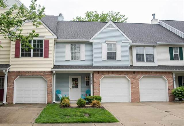 12674 Brewton Street, Fishers, IN 46038 (MLS #21711693) :: The Indy Property Source