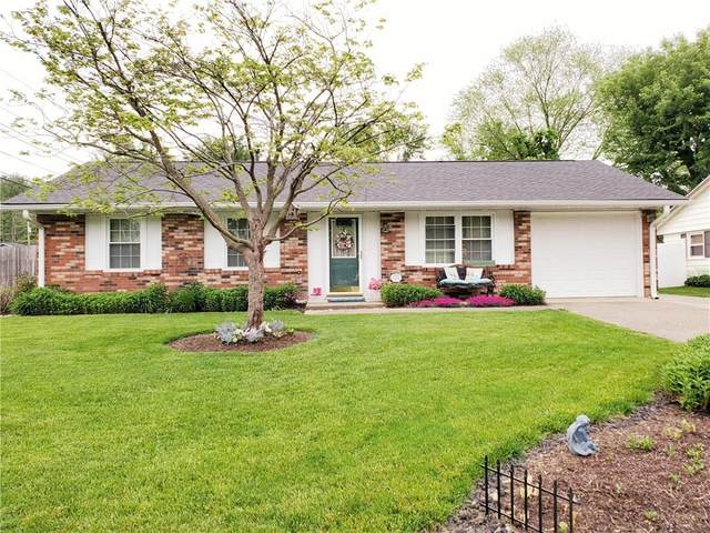 907 Ridgewood Drive, Plainfield, IN 46168 (MLS #21711695) :: The Evelo Team