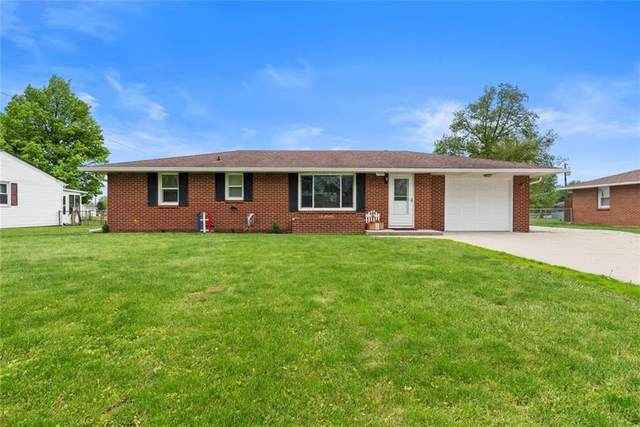 8309 S Atlee Street, Daleville, IN 47334 (MLS #21711708) :: The ORR Home Selling Team