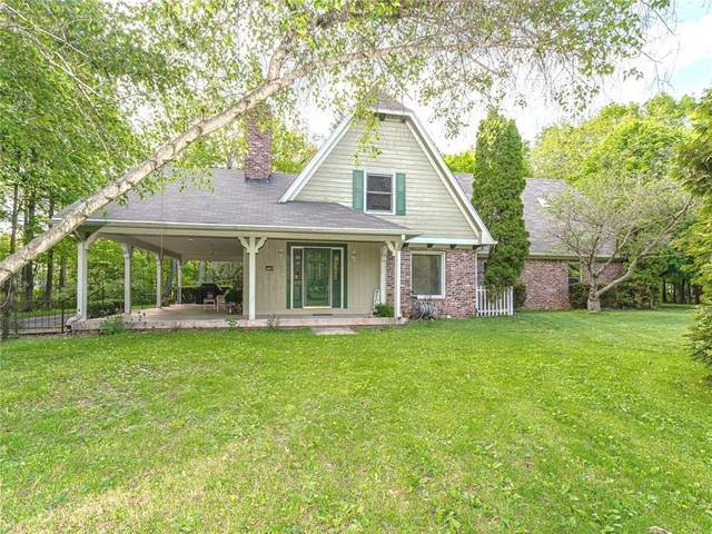 1 Forest Bay Lane, Cicero, IN 46034 (MLS #21711710) :: Heard Real Estate Team | eXp Realty, LLC