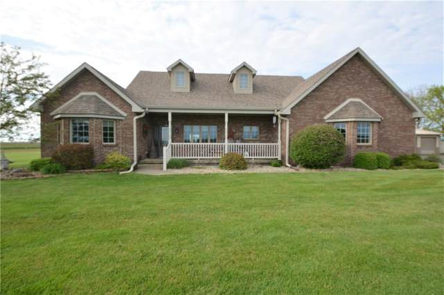 4842 W 400 N, Anderson, IN 46011 (MLS #21711713) :: The Evelo Team