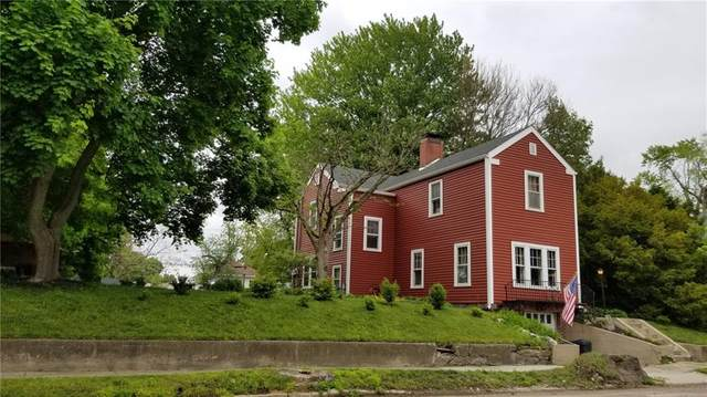 312 E Franklin Street, Crawfordsville, IN 47933 (MLS #21711728) :: The Indy Property Source