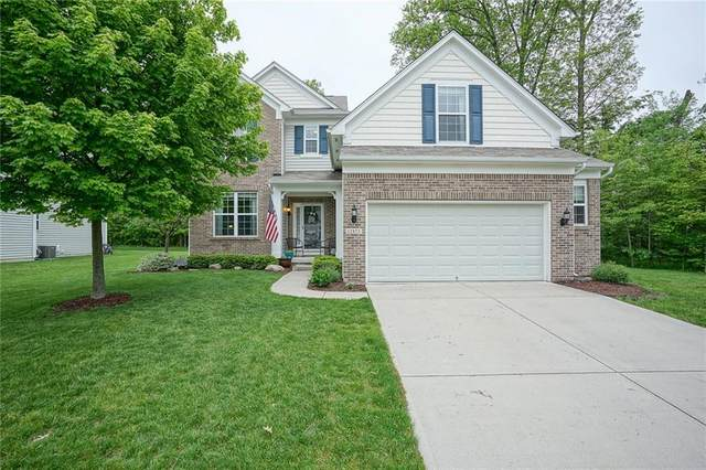 12873 Thames Drive, Fishers, IN 46037 (MLS #21711730) :: Heard Real Estate Team | eXp Realty, LLC