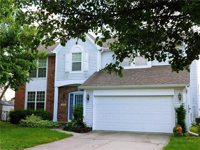 4315 Sequoia Court, Greenwood, IN 46143 (MLS #21711731) :: The Evelo Team