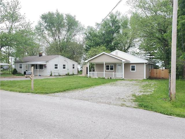 2999 Clover, Plainfield, IN 46168 (MLS #21711737) :: The Indy Property Source