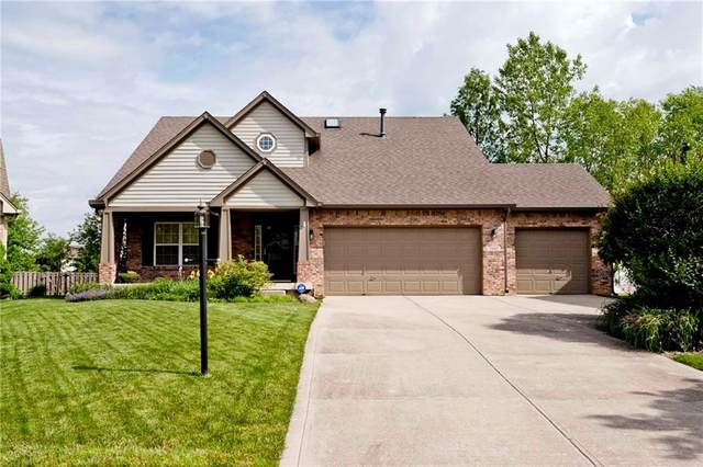 7942 Carberry Court, Indianapolis, IN 46214 (MLS #21711741) :: David Brenton's Team