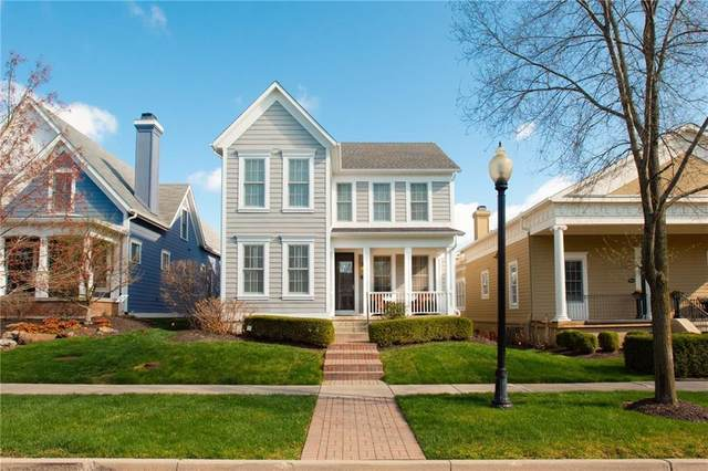 2276 Glebe Street, Carmel, IN 46032 (MLS #21711746) :: Heard Real Estate Team | eXp Realty, LLC