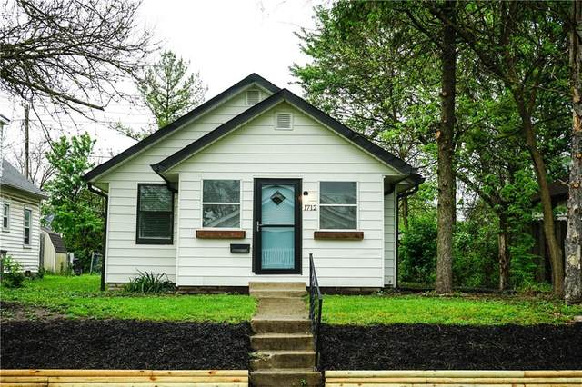 1712 E Tabor Street, Indianapolis, IN 46203 (MLS #21711753) :: Heard Real Estate Team | eXp Realty, LLC