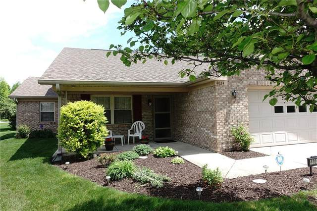 4024 Oakfield Drive, Indianapolis, IN 46237 (MLS #21711769) :: David Brenton's Team