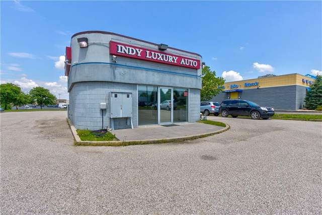 1240 E Stop 11 Road, Indianapolis, IN 46227 (MLS #21711792) :: AR/haus Group Realty