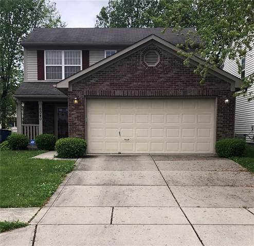 6040 Draycott Drive, Indianapolis, IN 46236 (MLS #21711800) :: Richwine Elite Group