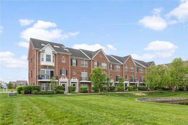 15372 Mystic Rock Drive, Carmel, IN 46033 (MLS #21711808) :: The Indy Property Source